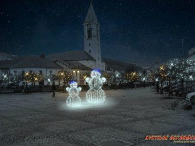3D-snehuliak