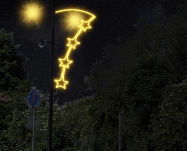 4-hviezd. kométa