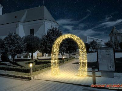 Svetelná brána