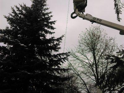 výzdoba stromu KNM2018