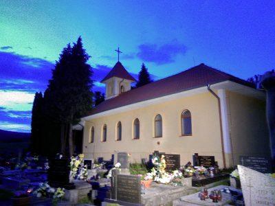 Vozokany 2018 kostolA