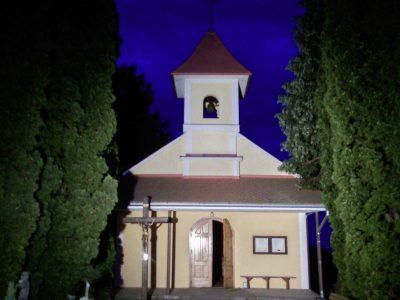 Vozokany 2018 kostolB
