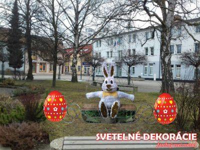 Zajac na lavičke SM