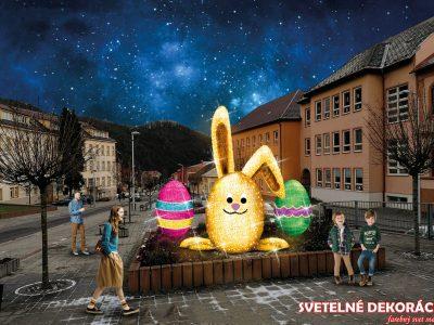 Zajac-vajíčko SM